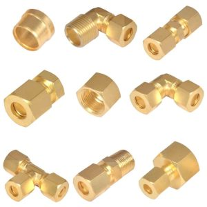 Compression Fittings - DIN2353