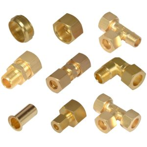 Compression Fittings - Metric