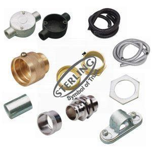Brass & G.I. Conduit Fittings