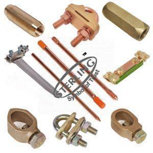 Earth Rods & Earthing Accessories