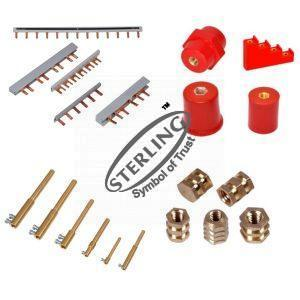 Brass Copper Electrical Components & Inserts